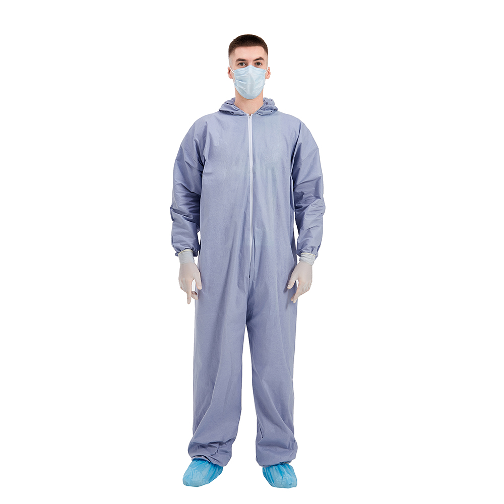 Factory Price Custom colors and sizes fire retardant safety work coverall ppe protective coverall - KingCare | KingCare.net