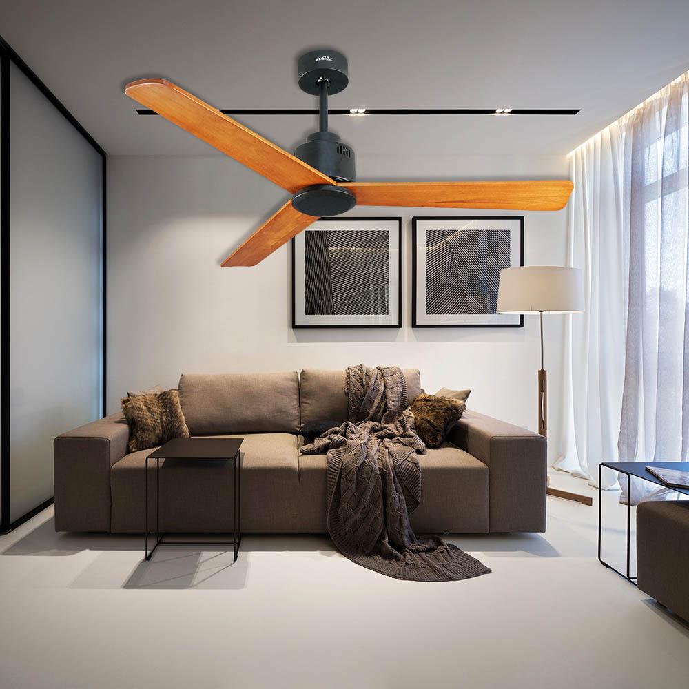 1stshine умный дом декоративная 52 дюйма низкая Вт энергосберегающие внутрений потолочный вентилятор