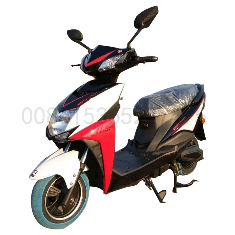 Недорогой высокоскоростной Электрический скутер Engtian 60 в 20 Ач 1000 Вт 1500 Вт 2000 Вт CKD Электрический мотоцикл с педалями и дисковым тормозом