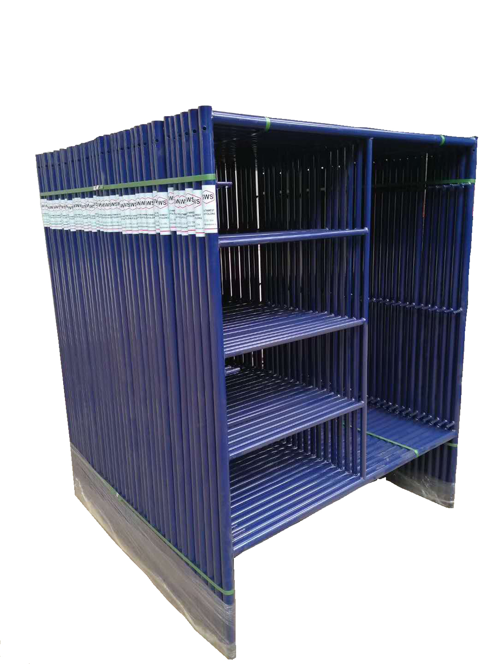 Steel ladder Frame System Scaffolding for Masonry