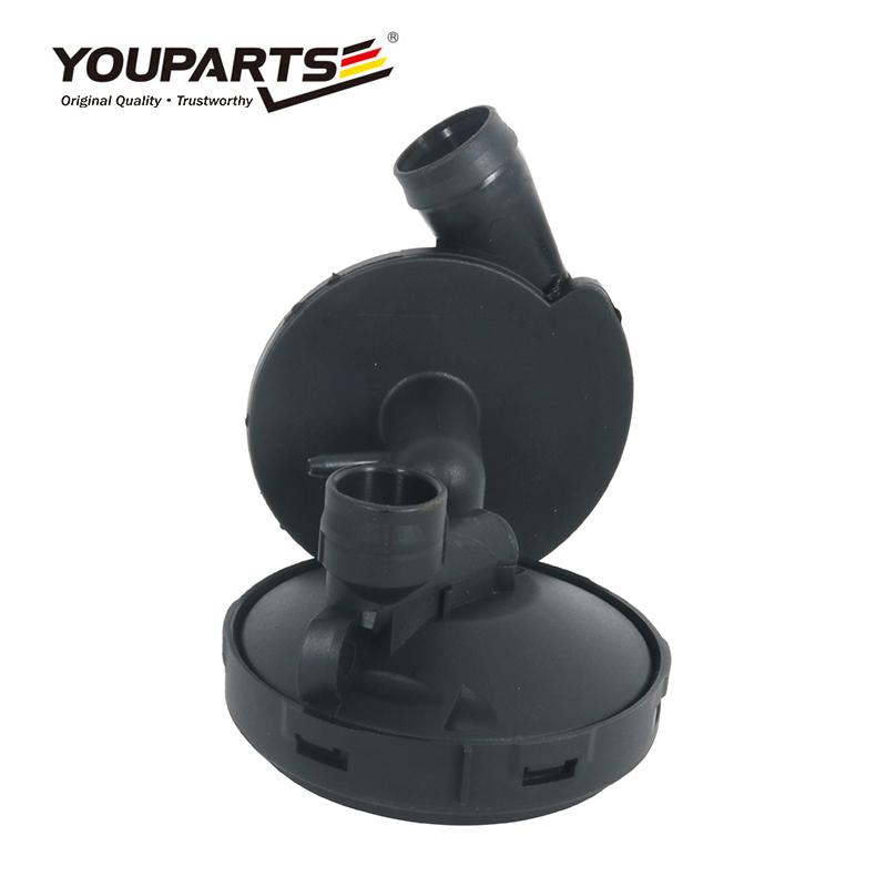 5pcs PCV Crankcase Vent Valve Breather Hose Kit For BMW E46 325i 330i 325Xi 11617501566