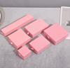 pink ring box 5*5*3.5cm