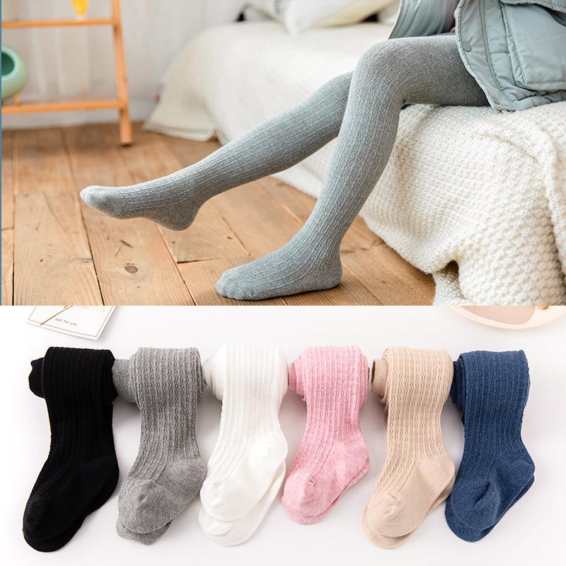 Baby children pantyhose baby leggings tight cotton socks girl lovely cartoon children pantyhose