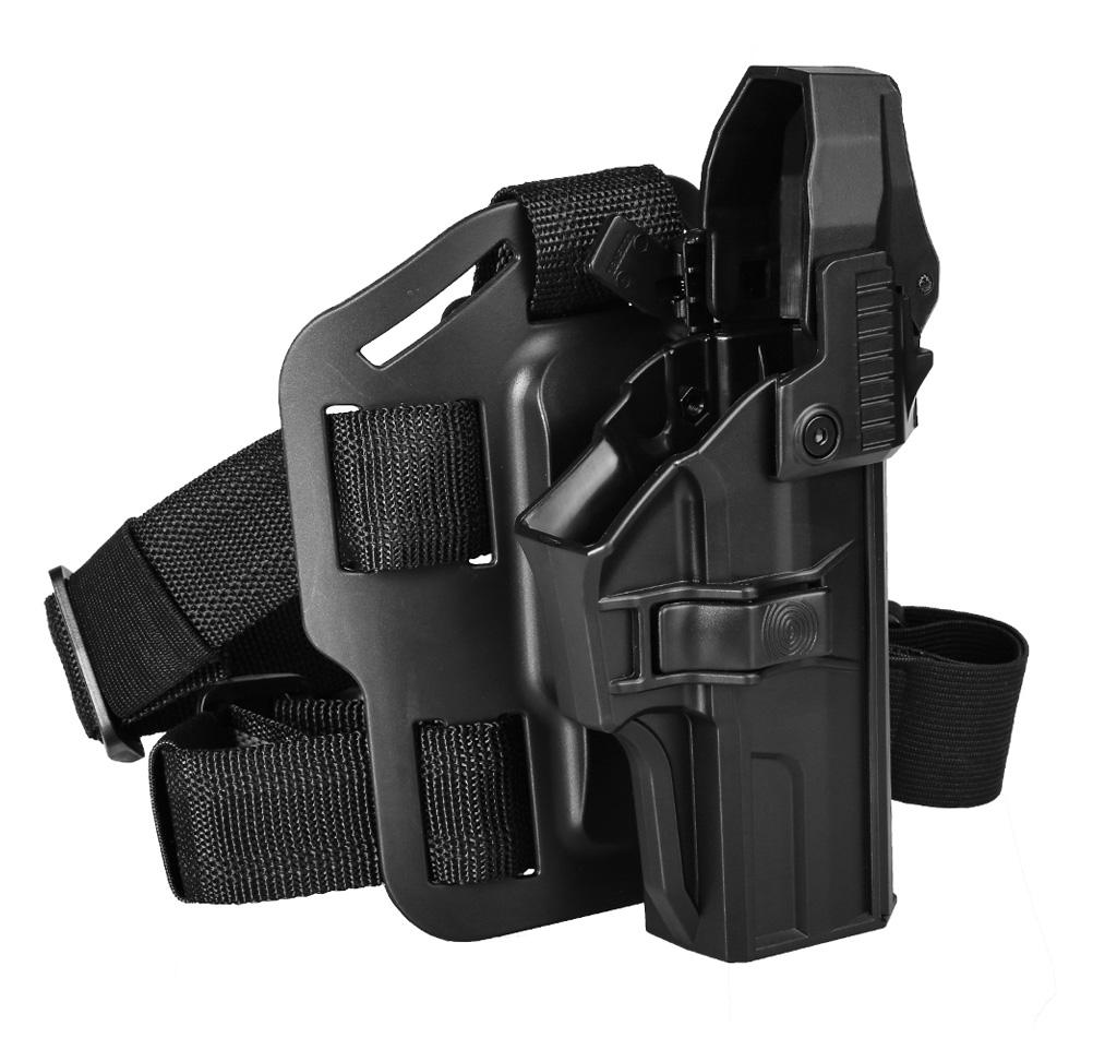 Кобура TEGE для ног, принадлежности для тактического оборудования для милитари, полиции, гражданского назначения Sig Sauer SP2022, кобура для ног, уровень 3, с креплением на ногу