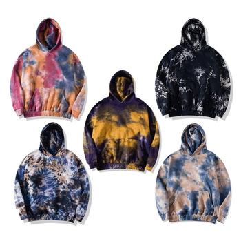 plain hoodie 100% cotton , custom embroidery unisex Pullover with sweatshirt, hoody for men tye dye Printing high quality