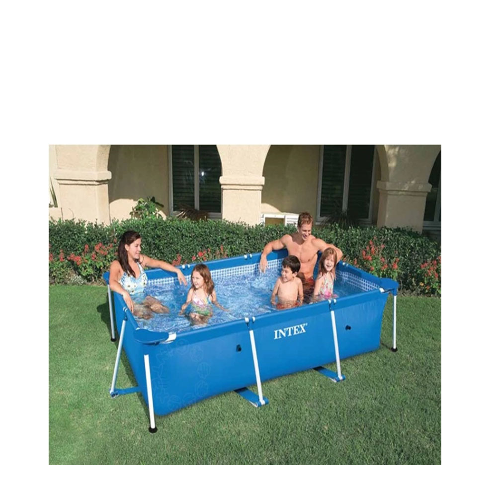 New Wholesale Index Family Rectangular Frame Pool For Home Use Buy Inflatable Family Size Swimming Pools Family Swim Pool Family Size Swimming Pools Product On Alibaba Com