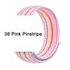 38 Pink Pinstripe