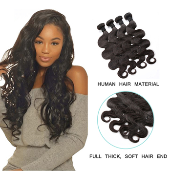 Cheap Body Wave Malaysian Hair Bundles Virgin Vendors Wholesale Human Hair Manufacturer