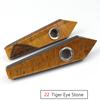 22 Tiger Eye Stone
