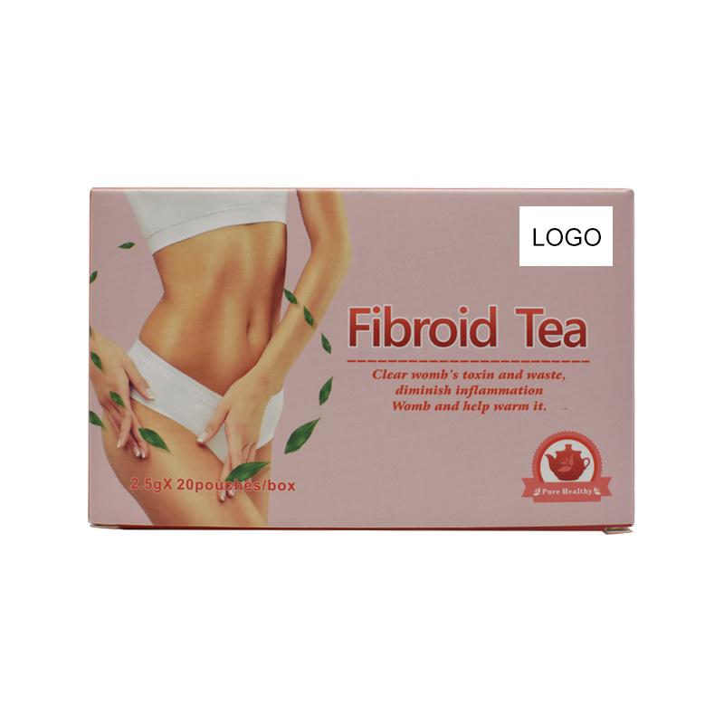 100% натуральный фиброидный травяной чай для удаления китайского фиброидного чая