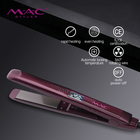 Top Sale New Design Fashion Multi-function Hair Straightener LCD Display Flat Iron Salon Hair Straightener Factory Flat Iron