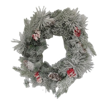 Christmas wreaths and ornaments for your home