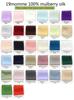 19mm Silk Fabric Spot Color