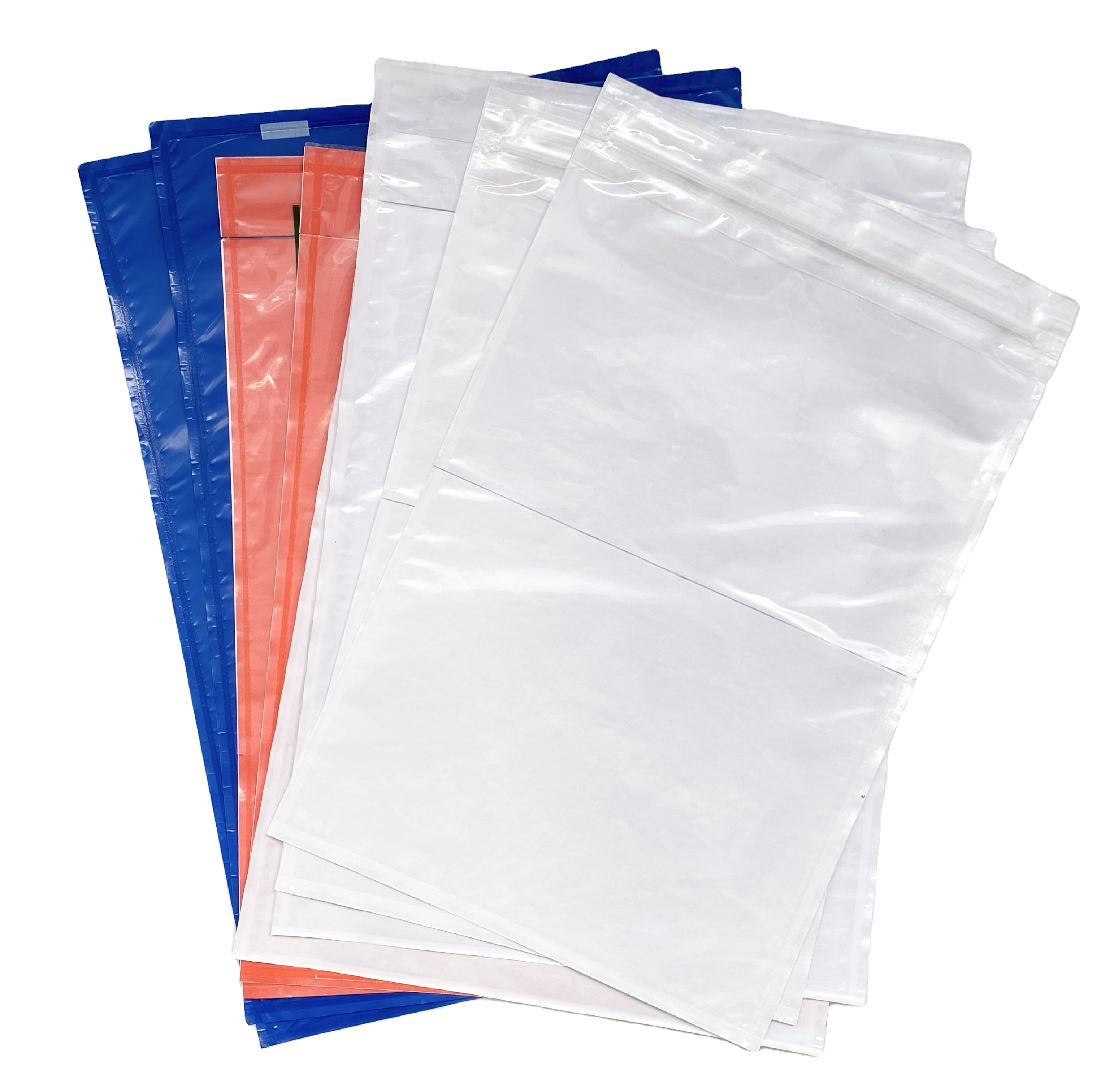 Courier waterproof Enclosed Plastic Mailing Bag Express Shipping Envelope Self-adhesive Packing List