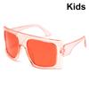 C17 Kids Red/T-Pink