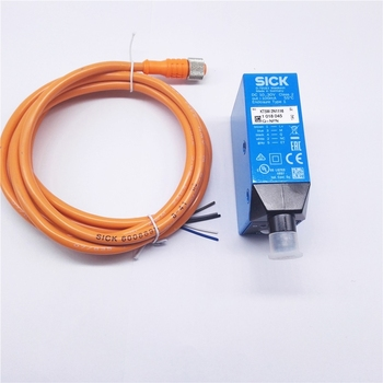 Original and new color mark sensor KT5W-2N1116 electric eyes NPN output made in Germany DC 10-30V with cable