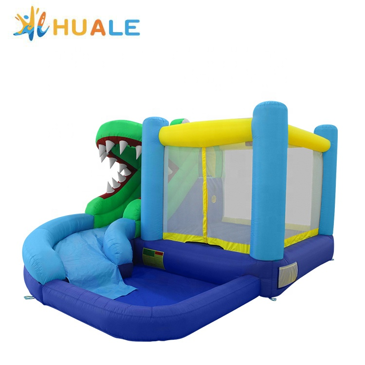 Factory price new design inflatable bouncer castle Oxford jumping house home use for wholesale