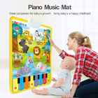 Educational Toy Electronic Interactive Alphabet Wall Chart Talking ABC Music Poster Best Educational Toy For Toddler