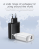 36W Travel Charger Adapter Fast phone Charger