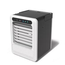 3 в 1 Мини Портативный Кондиционер Многофункциональный увлажнитель очиститель кулер вентилятор домашняя летняя электрическая техника(Китай)