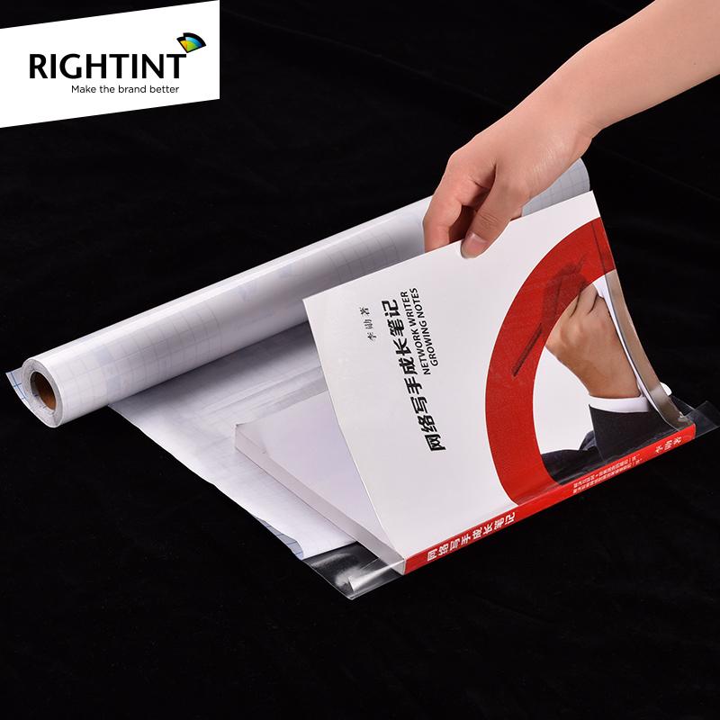 Простой в использовании самоклеящийся прозрачный чехол-книжка с индивидуальной упаковкой