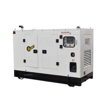 China power diesel generator silent 30kw/40kva soundproof generator plant