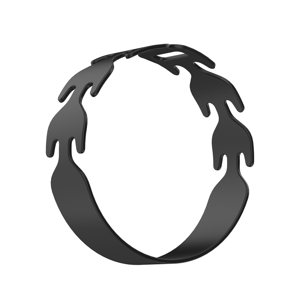 Anti-pain custom logo ear-hook grips extension adjustable buckle loop ear hook - KingCare | KingCare.net