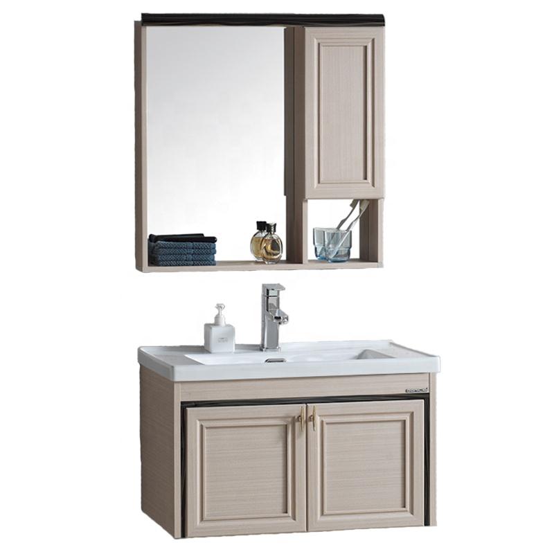 Modern 28 Inch Bathroom Vanities Wall Mirror Cabinet Single Vessel Sink Vanity Combo Buy Wall Mounted Bathroom Cabinet Bathroom Cupboards Contemporary Bath Vanity Product On Alibaba Com