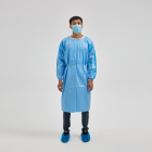 Gowns Isolation Gown Hospital Doctor AAMI Level 2 PP SMS Patient Disposable Isolation Gowns