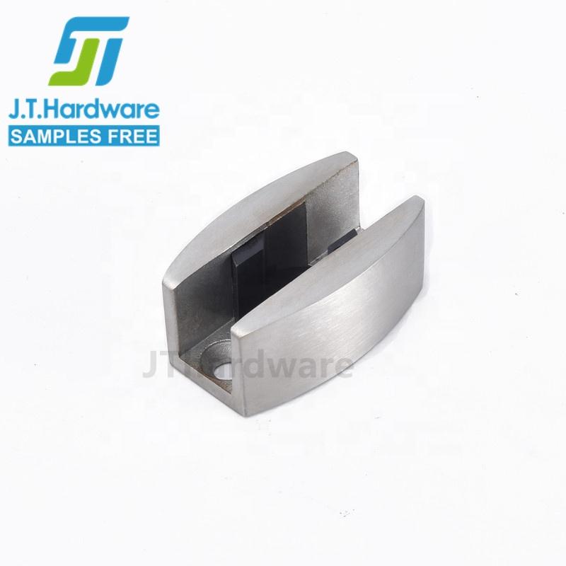 Безрамная нержавеющая сталь 8-12 мм закаленное стекло двери аксессуары система раздвижных дверей
