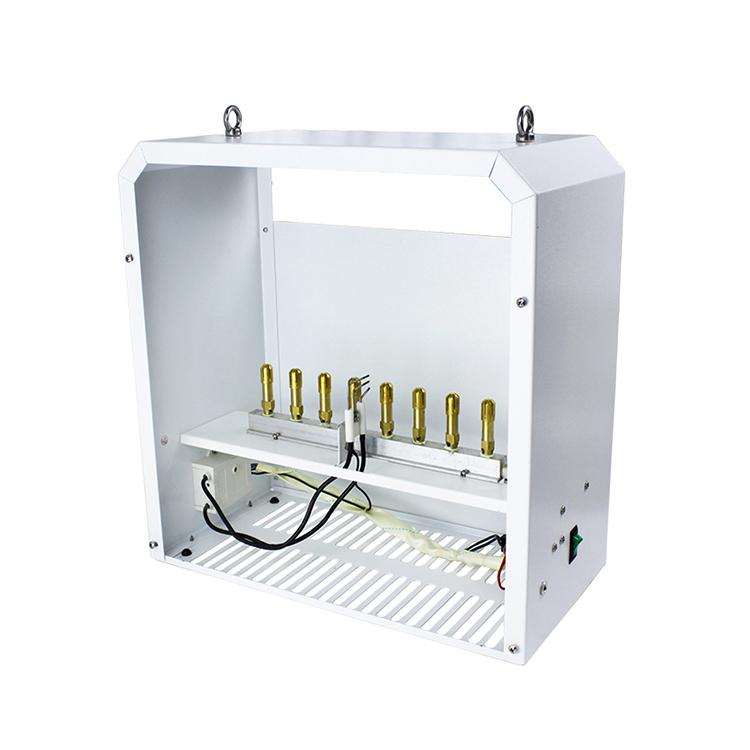 CHIN-UP пропан или природный газ двойной Режимы 4 или 8 горелок углекислого газа co2 генератор