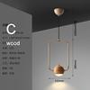 wood  C