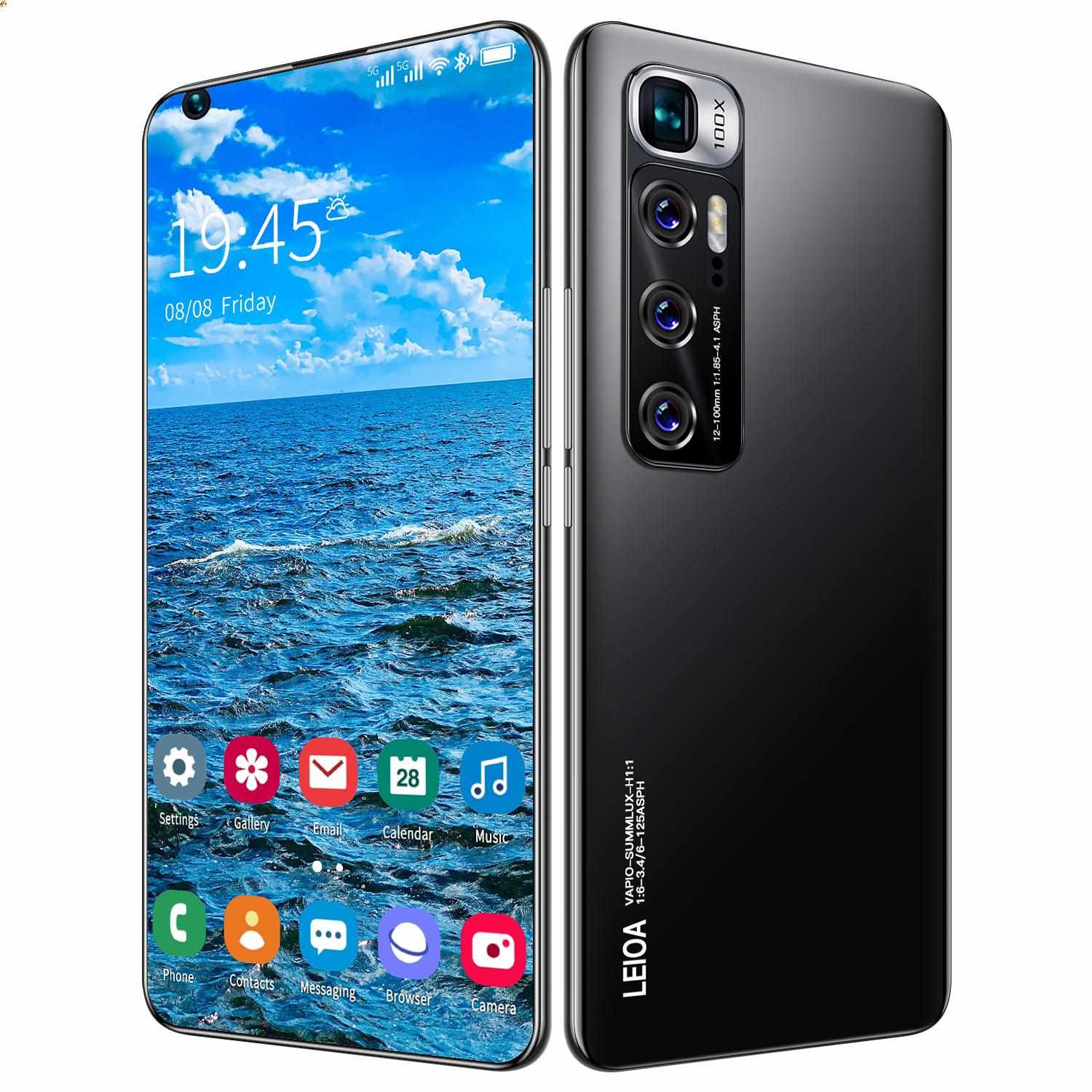 M11pro 7.2-Inch HD Screen Three Cards Three Standby High-End All-In-One Machine With Face Recognition 3.5D Arc Edge