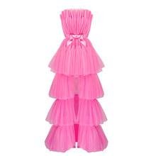 Женское банкетное Платье-чулок Ailigou, элегантное облегающее платье без рукавов с бантом в стиле Звезд, для лета, 2020(Китай)