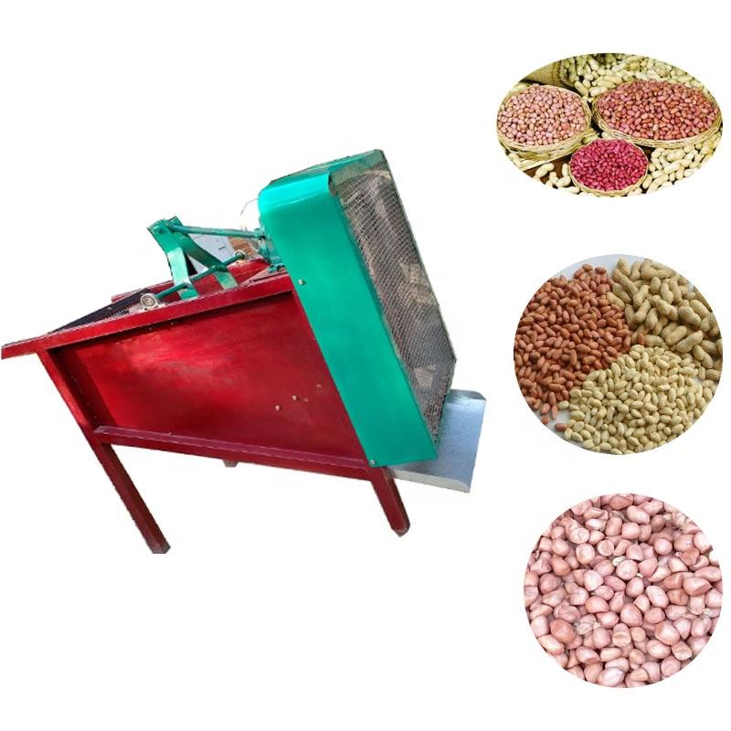 Peanut Husking Machine Peanut Crops Sheller Threshing Machine