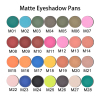 Matte Powder M01-M28