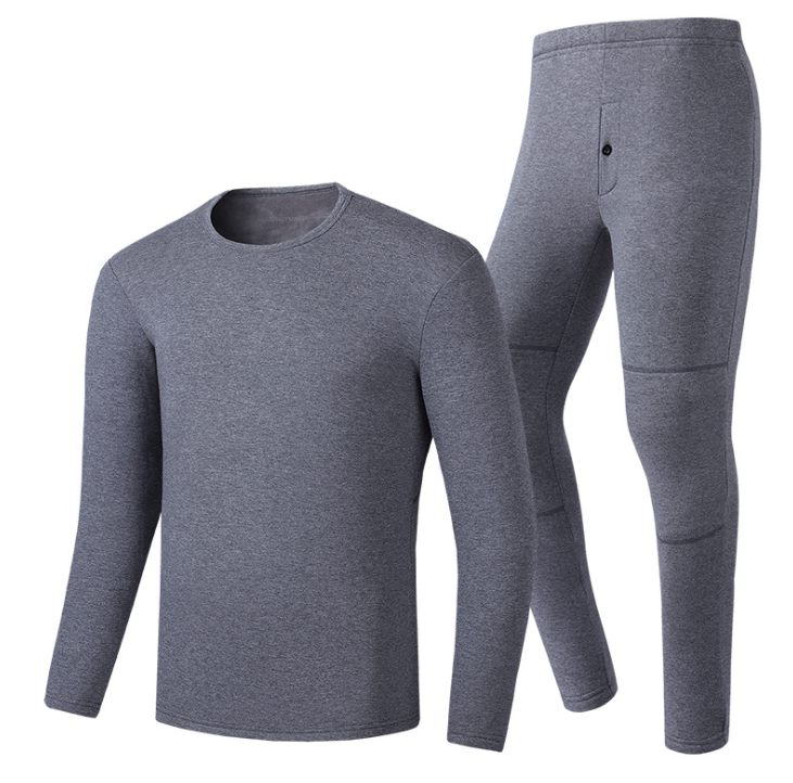 5V or 7.4V Winter Battery Heated Thermal Underwear heated apparel