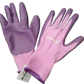 2020 Hot Selling Purple Nitrile Work Gloves Wholesale