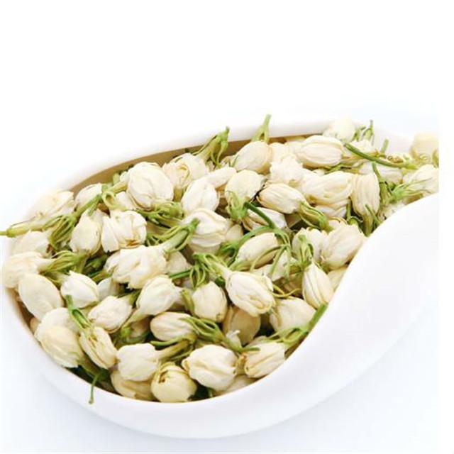 Dried Flower Herb Tea Dried Jasmine Bud - 4uTea | 4uTea.com