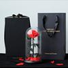 الأحمر-مع هدية مربع