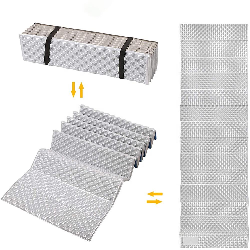 Горячий складной легкий Ящик для яиц, походный коврик для альпинизма, треккинга, спальный пенопластовый коврик для кемпинга
