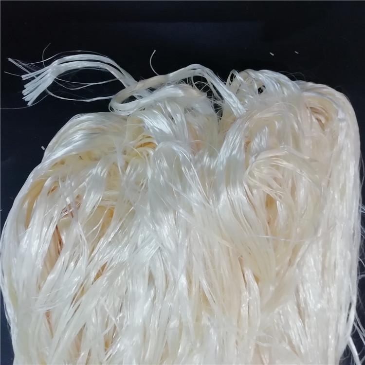 Polyacrylonitrile fiber 6-9-12mm concrete fibers PAN fiber for asphalt