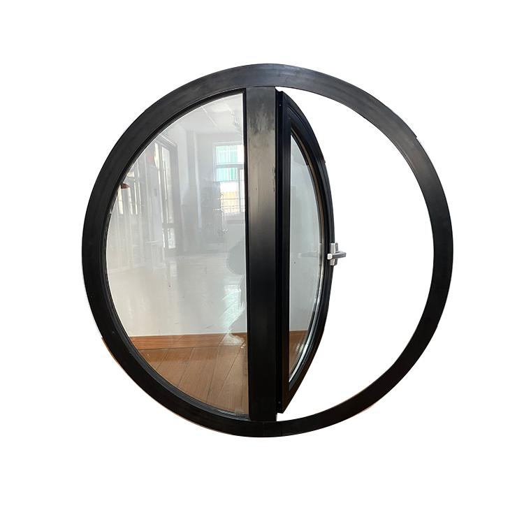 Хит продаж, овальные и круглые окна с лунным окном, алюминиевая рама, круглые стеклянные окна