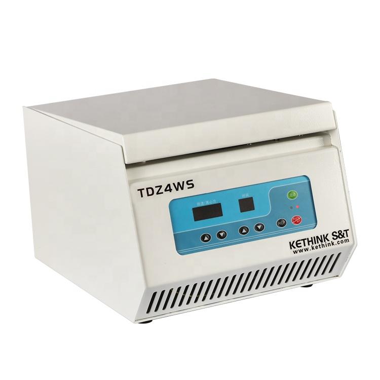 KETHINK TDZ4WS low speed PRGF (platelets rich in growth factors) plasma dental centrifuge for face body skin rejuvenation