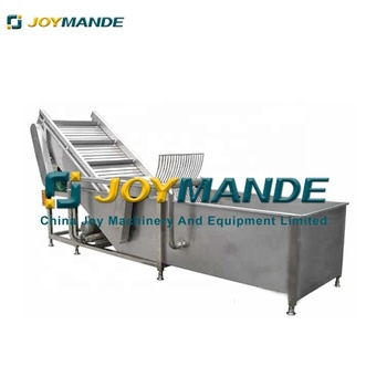 Fruit/Vegetable/Apple/Pear/Mango Washing/Cleaning/Processing/Production Machine/Equipment/Line