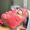 Granaatappel gelei poeder masker