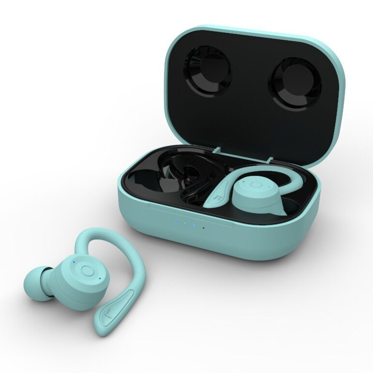 KINGSTAR hand free mini earhook sports earbuds waterproof - idealBuds Earphone | idealBuds.net