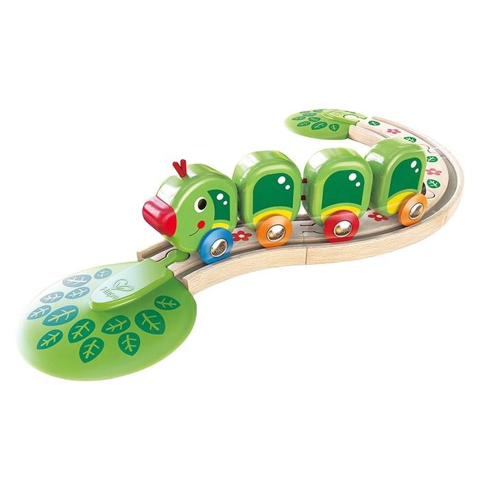 Новый Деревянный Игрушечный трек для поезда, игрушечный гоночный трек