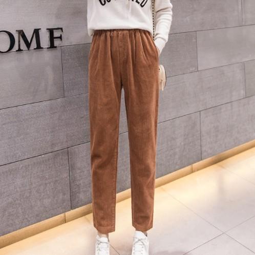 Z92489b Pantalones Bombachos Informales De Pana Para Mujer Pantalon Holgado Version Coreana Buy Nueva Moda Pantalones 2018 Nueva Moda Casual Pantalones Para Hombre Pantalones Product On Alibaba Com