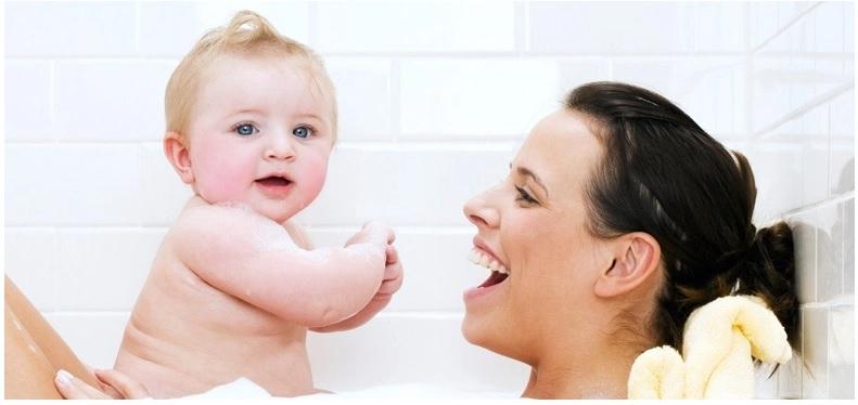 Детский Шампунь natura для мытья тела смешанный композитный два в одном 380 мл l